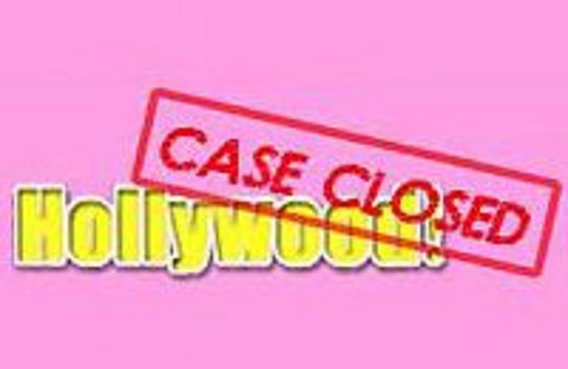 Hollywood: CASE CLOSED